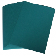 100 x A4 Teal 250gsm Card - Bulk Buy